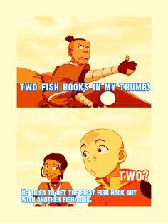 hhahahahahahahaha Avatar the Last Airbender