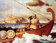 Los barcos y la navegación vikinga | ArqueHistoria