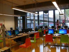Inrichten van de (internet-)werkplekken