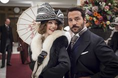 Mr Selfridge episode 8: Harry's back, but business isn't booming
