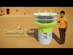 Tecnoneo: El proyecto Dewdrop Tree podría suministrar agua en lugares desérticos Homestead Survival, Survival Prepping, Survival Skills, Water From Air, Desert Climate, Long Term Food Storage, Green Garden, Sustainable Living, Save Energy