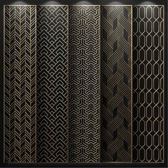 Decorative Screens, Decorative Objects, Pattern Wall, Jaali Design, Cnc Cutting Design, Creative Wall Decor, Window Grill Design, Room Partition Designs, Tile Manufacturers