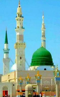 Rauza Rasoolullah s. Masjid Haram, Al Masjid An Nabawi, Mecca Masjid, Islamic Images, Islamic Pictures, Islamic Art, Islamic Quotes, Mecca Wallpaper, Islamic Wallpaper