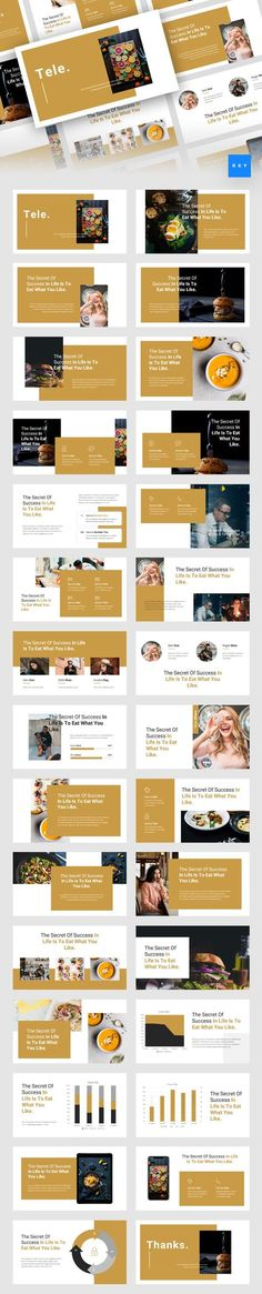Buy Tele - Food PowerPoint Template by StringLabs on GraphicRiver. Introducing Tele – Food PowerPoint Template This Presentation Template can be used for a variety of purposes, such as. Presentation Deck, Portfolio Presentation, Presentation Templates, Web Design, Slide Design, Graphic Design, Media Design, Design Ideas, Banners