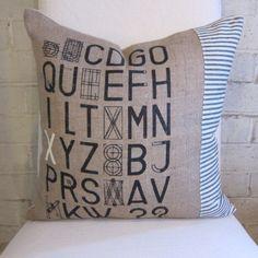 ABC cushion