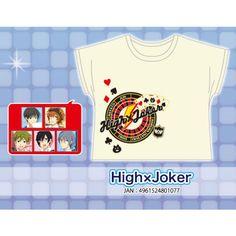 ムービックTHE IDOL M@STER SideM Tシャツ/High×Joker: キャラグッズmovic