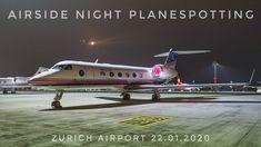 Airside Night Planespotting | Zurich Airport 22.01.2020 | WEF Traffic Zurich, Brazil, Air Force, Aviation, Aircraft, Night, Luftwaffe, Air Ride, Plane