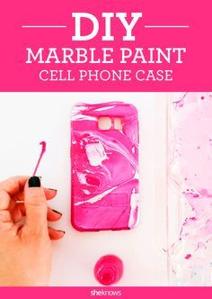 Quit buying expensive phone cases and make your own!