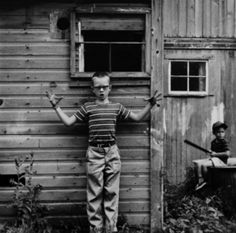 Ralph Eugene Meatyard, 'Untitled (Boy Making Gesture) [Michael and Christopher],' 1959/1974, ClampArt