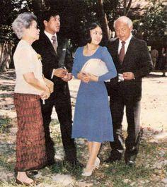 พระองค์เจ้าโสมสวลี King Rama 10, Queen Sirikit, My Forever, My Princess, Historical Photos, Thailand, Models, People, Fashion