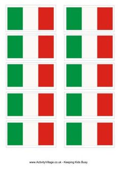 Italy powerpoint template is a free template for presentations about italy flag printable and other craft ideas toneelgroepblik Choice Image
