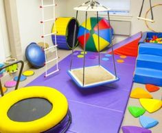 SensoryEdge features waiting room toys, wall toys, classroom rugs, and educational toys. Sensory Room Autism, Sensory Rooms, Sensory Tubs, Sensory Activities, Indoor Jungle Gym, Gymnastics Room, Kids Basement, Kids Gym, Soft Flooring