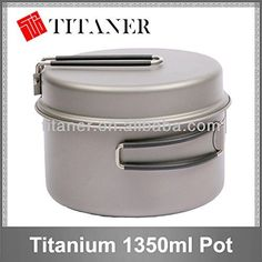 Introducing KO22Titanium Camping Cooking Pot 1350ml. Great product and follow us for more updates!