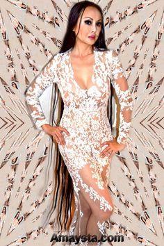 Ange Maya Nude Photos 13