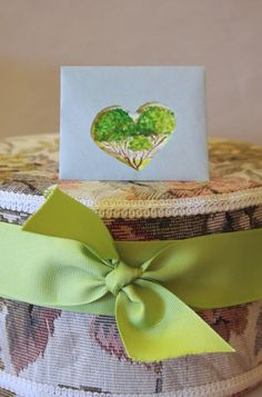 Hearts in Nature greeting cards from The Casual Reply!