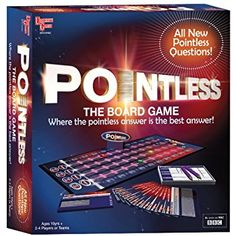 £17 Pointless Board Game: Amazon.co.uk: Toys & Games