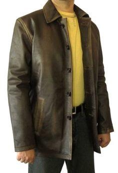 Supernatural Brown Distressed Leather Jacket - Dean Winchester Coat (M) BlingSoul http://www.amazon.com/dp/B00ECJLYPK/ref=cm_sw_r_pi_dp_-Cs4tb0V8YZA0