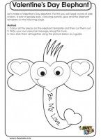 FRee Printable Valentine's Day Worksheets