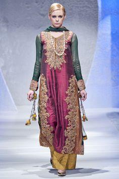 Sara Rohale Asghar at Pakistan Fashion Week London 2012 Day 1