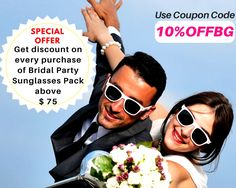 Our #couponcode #offer will make sure that your #wedding day can't get any better as you can shop for the hottest #gifts in town without sweating it out ! #Hurry, it is a limited time offer!