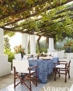Gorgeous Summer Porch