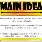NOW WITH BOTH COLOR AND BLACK AND WHITE OPTION!  This collection of 75 Main Idea Flip Cards will be a great asset to any classroom instruction, cen...
