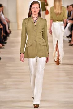 Ralph Lauren Spring 2015 Ready-to-Wear - Collection - Gallery - Look 11 - Style.com