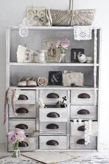 If you already don't know, Jeanne d'Arc Living is company from Denmark. They have the French shabby chic th...