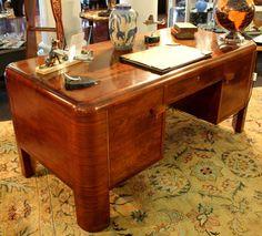 Cool Art Deco German Modernist Desk