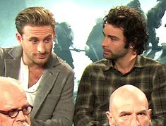 """Dean is like """"Are you hearing this?"""" and Aidan is like """"I am man."""""""