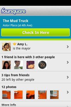 #foursquare #android
