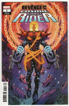 Cosmic Ghost Rider Complete Variant Set 19 Covers IN STOCK Thanos Cates Marvel