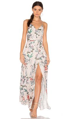Shop for MAJORELLE Cubano Maxi Dress in Multi Floral at REVOLVE. Free 2-3 day shipping and returns, 30 day price match guarantee.