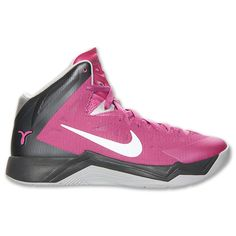 My basketball shoes this year. They are the best pair of basketball shoes I have ever played in.