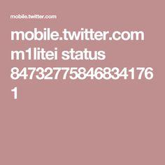 mobile.twitter.com m1litei status 847327758468341761