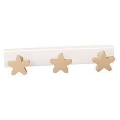 perchaestrellas beige madera lacada perchero colgador tienda venta directa online descuento rebaja n410