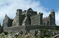 The Rock of Cashel This ancient fortress was where the warrior Brian Boru was crowned High King of Ireland in 1002.