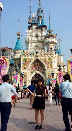 Visiting Lotte World, Korea's Disneyland, is a must-do while you're in Seoul!