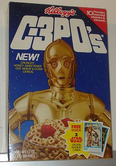C-3PO's Cereal