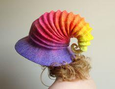 Lotus Wizard Hat by HandiCraftKate.deviantart.com on @deviantART