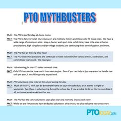 Let parents know what your PTO or PTA doesn't do!  Find the latest and best ways to start volunteering and making a difference at http://www.fuzeus.com