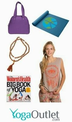 Win a $50 YogaOutlet Gift Card - Summer Heat Giveaway Hop ~ Planet Weidknecht
