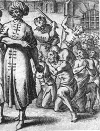 British Slaves on the Barbary Coast: The fishermen and coastal dwellers of 17th-century Britain lived in terror of being kidnapped by pirates and sold into slavery in North Africa (Morocco, Algeria, Tunisia and Libya).  Hundreds of thousands across Europe met wretched deaths on the Barbary Coast in this way.   Accounts tell of almost entire villages of men, women and children being spirited away at night from coastal towns in Devon, Cornwall and Ireland.  ...Article by Professor Robert…