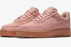 f23d93714b3 Nike Air Force 1 Low Particle Pink Coming Soon New Air Force 1