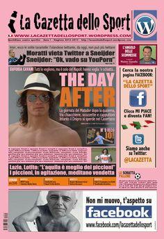 La COPERTINA DEL 10.11.2012