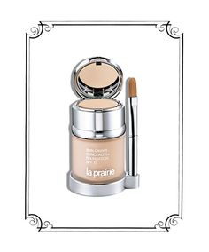 No. 3: La Prairie Skin Caviar Concealer Foundation SPF 15, $195  apparently amazing but sooo expensive
