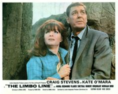 A Year of Spy Films 177/365 The Limbo Line (1968 United Kingdom) The International Spy Film Guide Score: 9/10 #isfg #spyfilmguide #vladeksheybal #spymovie #spyfilm #kateomara #craigstevens #britishchannel https://www.kisskisskillkillarchive.com