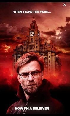 Jurgen Klopp Liverpool Fc, Liverpool Players, Liverpool Football Club, Juergen Klopp, Liverpool Wallpapers, You'll Never Walk Alone, Best Football Team, Football Design, Best Club