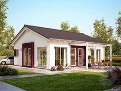 Solution 78 V6 von Living Haus by Bien-Zenker | Bungalow | Satteldach