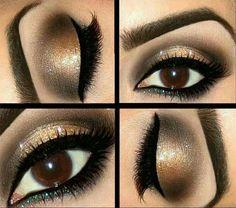 Sparkley gold